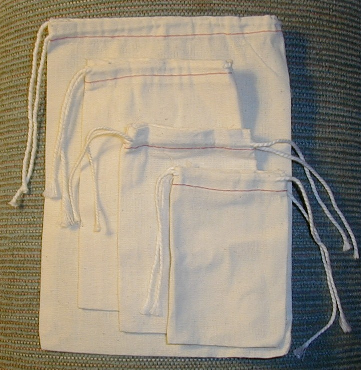 Indonesia Imported Cotton Bags