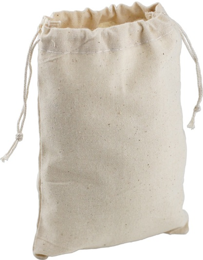 100 Cotton Muslin Drawstring Bags Made In Usa Worldwide Whole