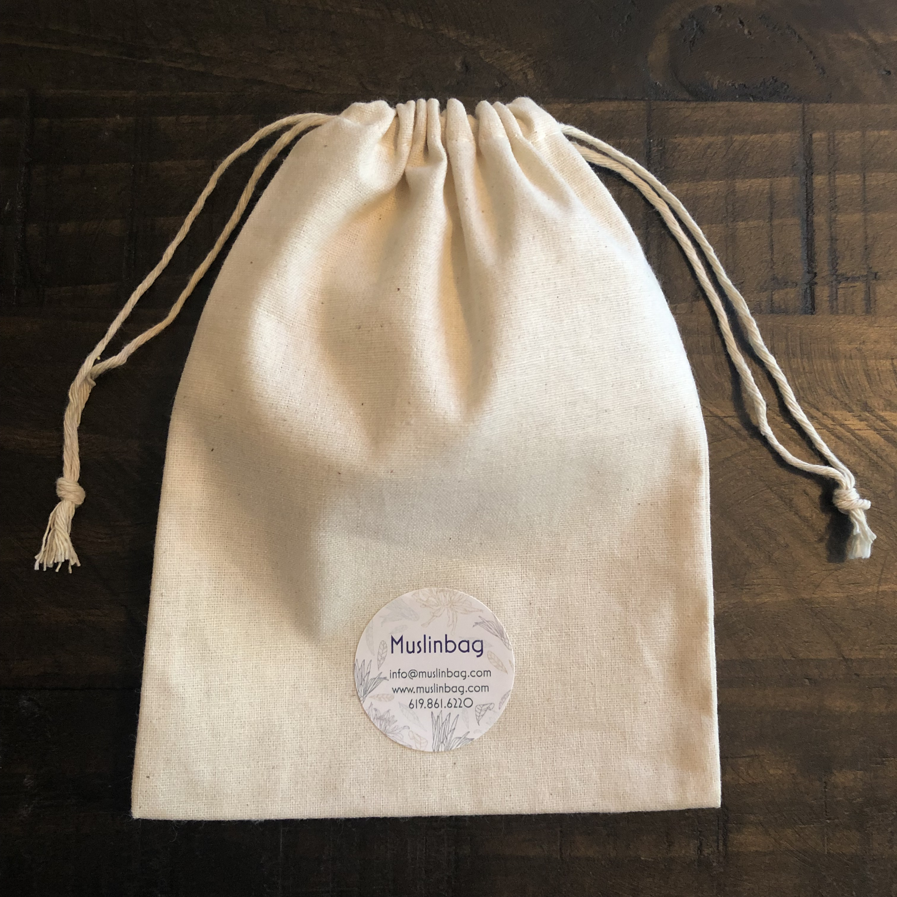 China Imported Muslin Bags